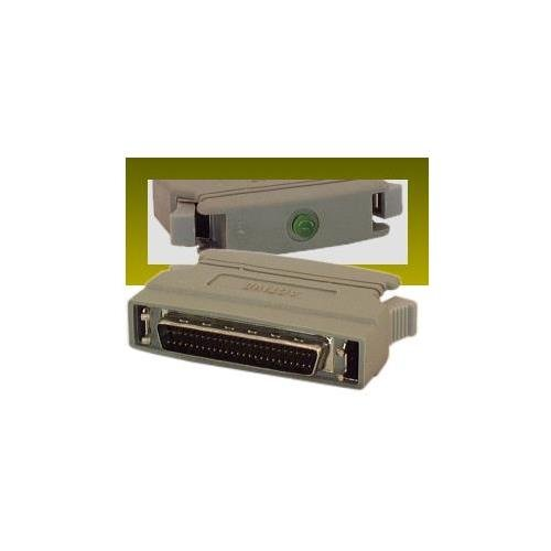 SCSI SE Active Terminator DM50 Male - Molded by ieCables