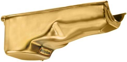 Milodon 30765 Stock Replacement Oil Pan - 5 Quart