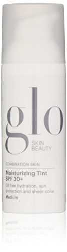 - Glo Skin Beauty Moisturizing Tint SPF 30+ in Medium | Tinted Face Moisturizer with Sunscreen | 4 Shades, Dewy Finish