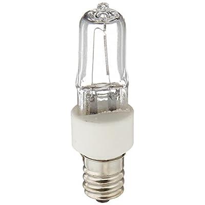 Westinghouse Lighting 0625200 60 Watt, 120 Volt Clear T3 Single-Ended Xenon/Krypton Incandescent Light Bulb: Home Improvement