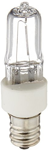Westinghouse 0625200 60 Watt, 120 Volt Clear T3 Single-Ended Xenon/Krypton Incandescent Light ()