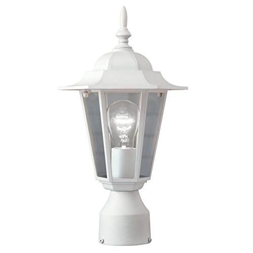 Outdoor Lamp Post With Outlet And Photocell in Florida - 6