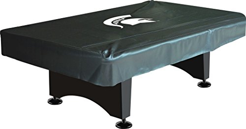 (Imperial Officially Licensed NCAA Merchandise: Billiard/Pool Table Naugahyde Cover, 8-Foot Table, Michigan State Spartans)