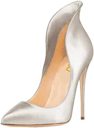 15d4e831a62 Shopping FSJ - Silver - 15 - Shoes - Women - Clothing, Shoes ...