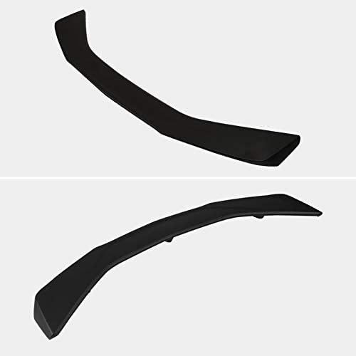 Spec-D Tuning For Chevy Camaro ZL1 Factory Style Matte Black ABS Rear Trunk Spoiler Wing Lid