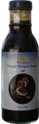 Pho Queen's Magic Dragon Sauce - Magic Phos
