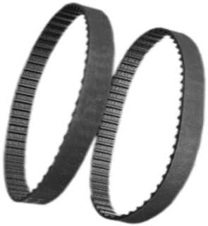 2 NEW DRIVE BELTS REPLACES SEARS ROEBUCK CRAFTSMAN 621826-000 BELTS
