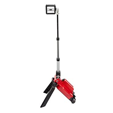 Milwaukee 2120-20 18V 5400-Lumen Rocket Dual Pack Tower Light - Bare Tool