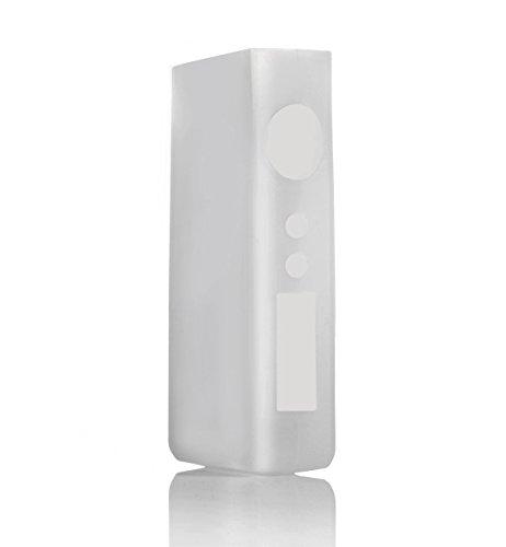 Silicone Cases for Sigelei 50W /100W / 100 Watt Plus / 150W Box Mod Skin Wrap Cover (Clear)