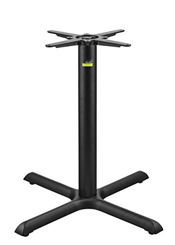 FLAT Self-Stabilizing KX30 (30''), Cast Iron, Dining Height Table Base by FLAT Tech