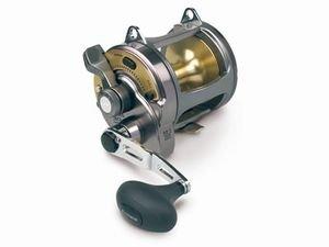 Shimano Tyrnos 30 2 Speed Offshore Seafishing Multiplier Trolling Fishing Reel, (2 Speed Conventional Reel)