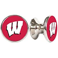 Indiana Hoosiers NCAA Stainless Steel Cabinet Knob Drawer Pull