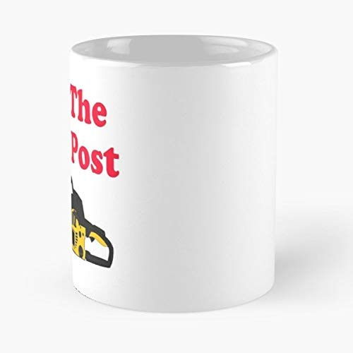 Fixed The Newel Post Jelly Of Month Club Save Neck For Me Clark This Box Is Meowing - Coffee Mug 11oz White, Funny Humor Retirement Gag Gifts Coworkers, Men And Dad (Jelly Of The Month Club Gag Gift)
