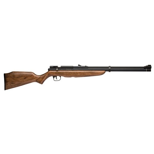 Crosman Benjamin Discovery Pre-Charged Pneumatic PCP Dual Fuel .22 Cal Air Rifle (Tank Charged Pre)