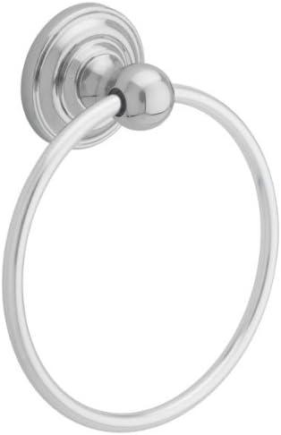 Delta Porter Towel Ring in Brushed Nickel PTR46-BN