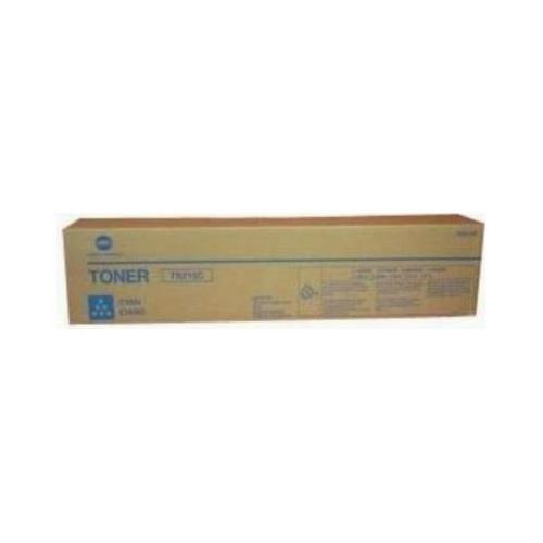 Konica Minolta 8938-508 OEM Toner - bizhub C250 C252 Cyan Toner (12000 (Bizhub C250 Cyan Toner)
