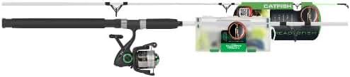 Ready 2 Fish Catfish Spin Rod and Reel Combo