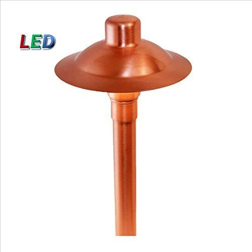P.M. LIGHTING CS936-LED Professional Series Copper Path & Area Light [並行輸入品]   B07R4PK9MT