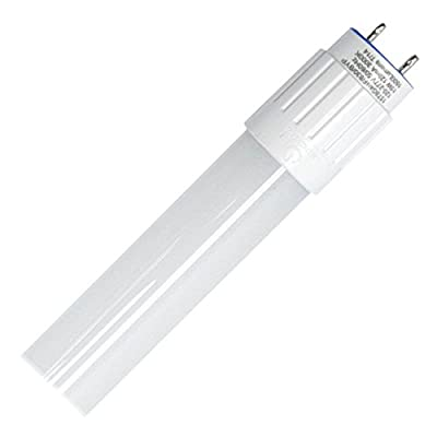 Green Creative 40780 - 15T8G4/4F/830/BYP LED Straight Tube Light Bulb for Replacing Fluorescents