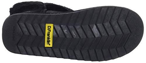 Nordick Para D Negro Franklin negro 0020 Mujer Zapatillas v775PZqw