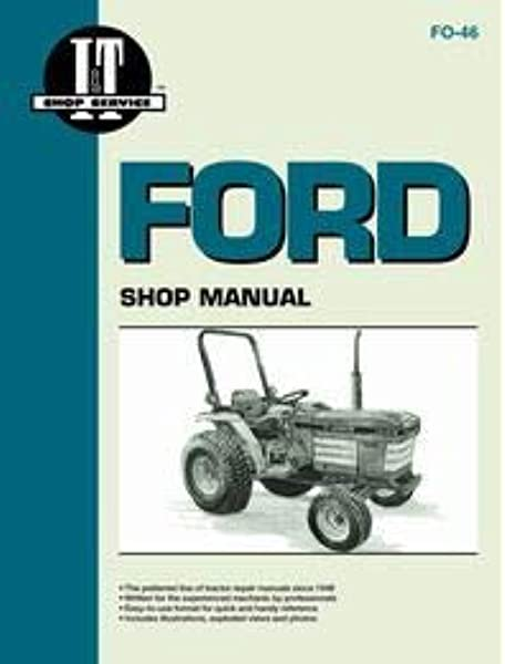 [DIAGRAM_38ZD]  Amazon.com: Ford 1920 Tractor Service Manual (IT Shop): Home Improvement   Free Ford 1520 Tractor Wiring Diagrams      Amazon.com