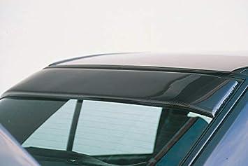 Rieger Luna Trasera Apertura Aspecto de Carbono para Mercedes Benz 190 (W201): Amazon.es: Coche y moto