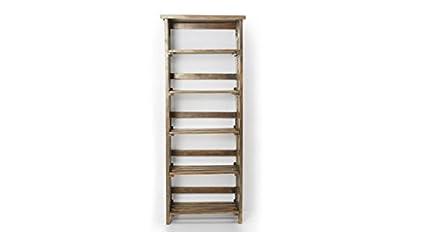 Urban Ladder Rhodes Folding Bookshelf (Teak)
