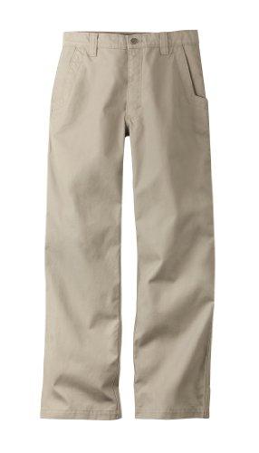 Mountain Khakis Men's Original Mountain Pant Relaxed Fit, Freestone, 36x32 by Mountain Khakis