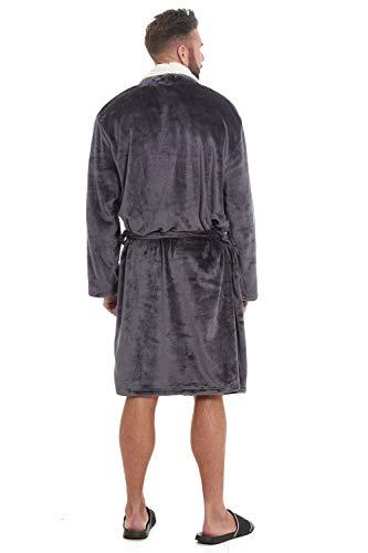 shawl Hombre Albornoz Para Stonebridge Charcoal qfYpWI