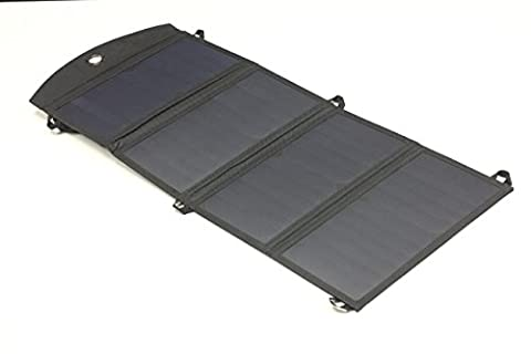 MILO24 Portable Folding 24w Solar Panel Charging System Kit Charges Any USB Device iPads iPhones Tablets Phones with Multiple (Thermal Cameras For Sale)