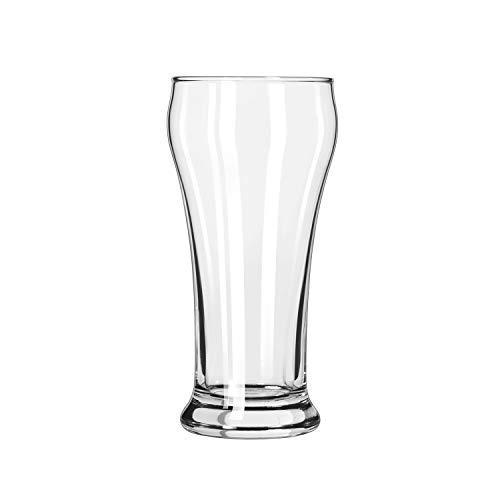 Libbey 13 Heavy Base 10 Ounce Pilsner Glass - 36 / - Pilsner Base Heavy Glass