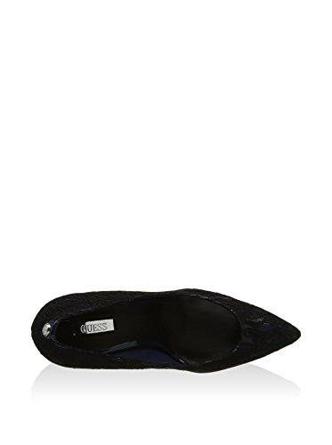 Guess Salones Negro / Azul EU 38