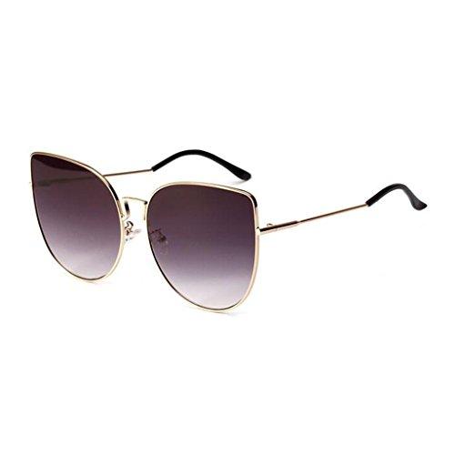 Grande Color De QZ Playa Protección 5 Vintage Moda HOME Caja Gafas De Sol 4 UV wxxqFTz7