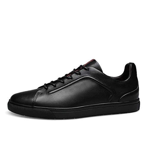 Fashion Boy's colore Daily Uk Sneakers 9 Dimensione Fuxitoggo Men Black w61qITI