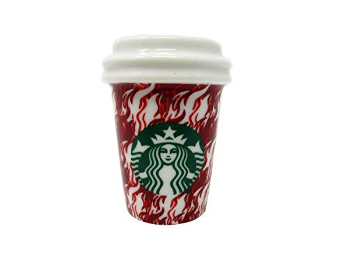 Starbucks 2018 Houndstooth Holiday Ornament