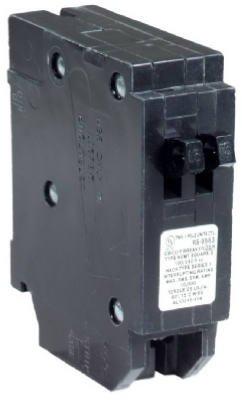 Homeline Tandem Circuit Breaker 15/15 Amp Bulk