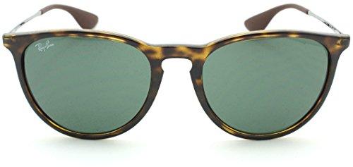 Ray-Ban RB4171 Erica Classic Women Tortoise Sunglasses 710/71 - 54mm (Ray-ban Erika Braun)