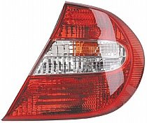 Go-Parts ª OE Replacement for 2002-2004 Toyota Camry Rear Tail Light Lamp Assembly/Lens/Cover - Right (Passenger) 81550-AA050 TO2801143 for Toyota Camry
