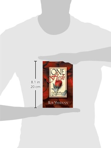 Becoming One Flesh A Devotional Married Christians and Clean Illustrations to Try Volume 1