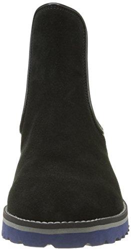 Gabor Fashion, Botas Chelsea para Mujer Negro (schwarz So.Blau)