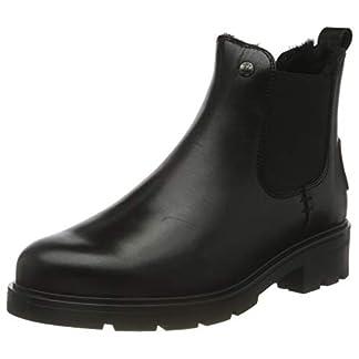 Panama Jack Women's Leyre Chelsea Boot, Black, 9 UK 4