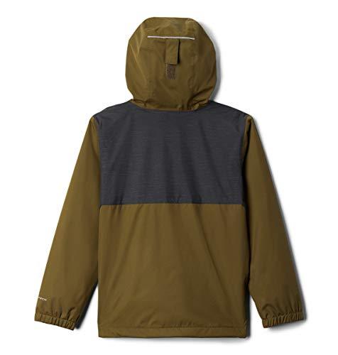 Columbia Kids & Baby Rainy Trails Fleece Lined Jacket, Waterproof & Breathable