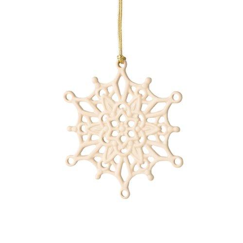 Lenox 2008 Snowfantasies Snowflake Ornament ()