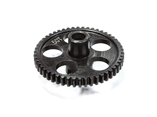 Integy RC Model Hop-ups C25900 Billet Machined 50T Spur Gear for Traxxas LaTrax Rally 1/18 Scale