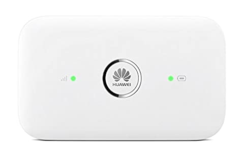 Huawei E5573s-320 Unlocked 150 Mbps 4G LTE & 43.2 Mpbs 3G Mobile WiFi (4G LTE in Europe, Asia, Middle East, Africa) (Mobile Wifi Huawei 4g)