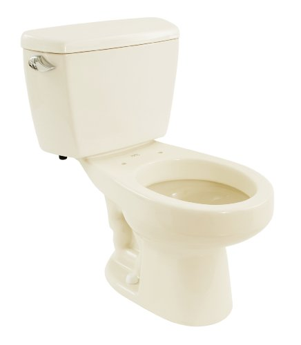 TOTO CST715#12 Carusoe Round Bowl and Tank, Sedona Beige (Sedona Carusoe Toilet Tank)