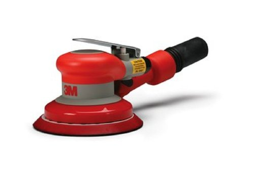 3M Random Orbital Sander 20319, 5 in Self-Generated Vacuum 3