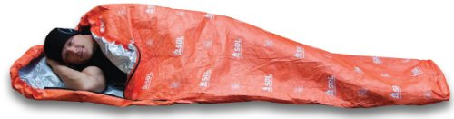 314BCU89mgL - Adventure Medical Kits Sol Escape Bivvy - Orange
