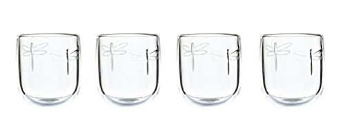 La Rochere Dragonfly Glass Tumbler 9.5 oz, Set of 4 for sale  Delivered anywhere in USA