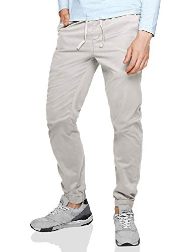(Match Men's Jogger Pant (29,6055 Silver Gray))